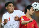 西班牙V突尼斯精彩对决