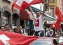 瑞士球迷演绎激情