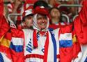 巴拉圭球迷助阵
