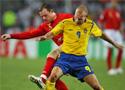 英格兰2-2瑞典集锦