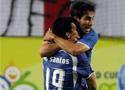 巴拉圭2-0特立尼达集锦