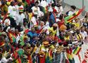 加纳赛后庆祝
