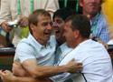 德国球员欢庆胜利