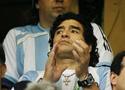马拉多纳助阵阿根廷
