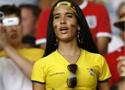 厄瓜多尔球迷助阵