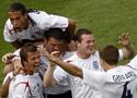 英格兰1-0厄瓜多尔集锦