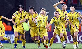 点球大战门将立功 乌克兰进八强