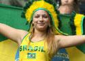 巴西球迷加油助威