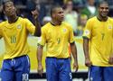 巴西完胜加纳 精彩集锦