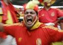 西班牙球迷助威