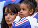 法国球迷加油助威