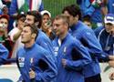 意大利进行公开训练