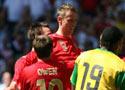 [组图]-克劳奇梅开二度 英格兰主场6-0扫牙买加