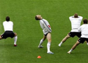 德国赛前最后一练