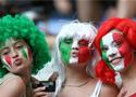 迷人的意大利球迷
