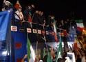 意大利庆祝夺冠游行