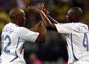 法国淘汰巴西精彩集锦