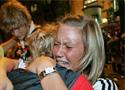 伤心的德国球迷