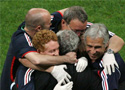法国队挺进决赛