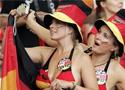 热情的德国球迷