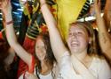 疯狂的德国球迷