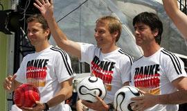 德国举行盛大庆祝会