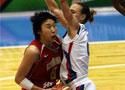 女篮胜法国仍遭淘汰