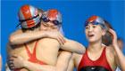 4x100米混合泳中国队夺铜