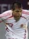 比利亚梅开二度 西班牙取胜