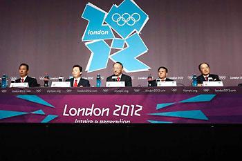 中国代表团总结伦敦奥运之行